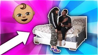 PREGNANCY PRANK ON BOYFRIEND GOES HORRIBLY WRONG!