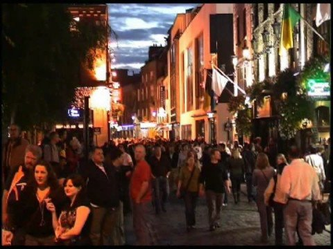 Temple Bar - Barra an Teampaill (Dublin)