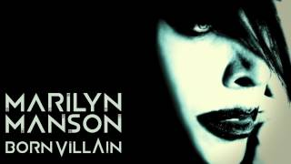 Watch Marilyn Manson Born Villain video