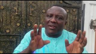 KING DR SAHEED OSUPA  ENDORSEMENT ON AFRICAN DELIGHT TV