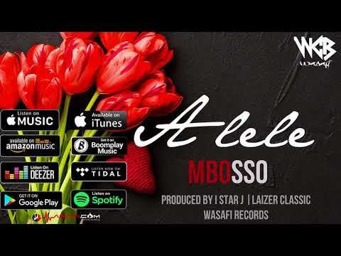 Mbosso - Alele (Official Audio)
