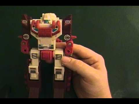 Transformers G1 Scattershot