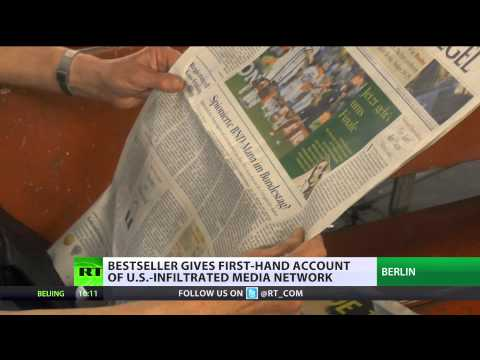 'Bought Journalism': German bestseller reveals CIA pay Western media for spin & bias