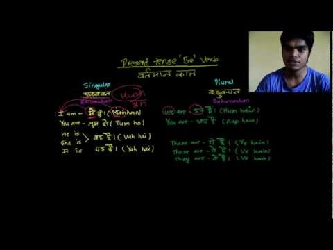 How to Learn Hindi Language - Plural Subjects as Singular