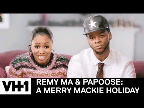Papoose Surprises Remy w/ An Extra Special Gift | Remy & Papoose: A Merry Mackie Christmas