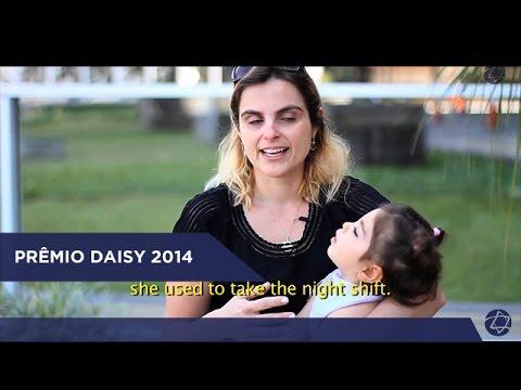 Vídeo - Prêmio DAISY 2014