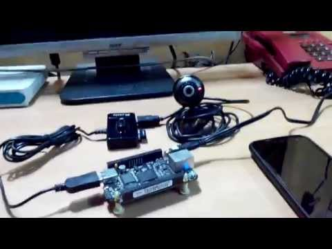 Portable IP Webcam - Video Streaming from Beaglebone Black to Mobile Phone Browser