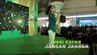 Juara Johara : Wani Kayrie - Jangan Jangan (LIVE)
