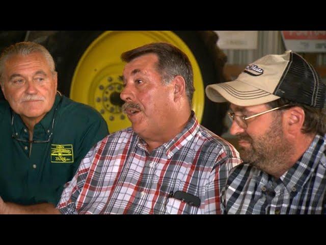 Farmers speak out against Trump's $12 billion emergency aid package