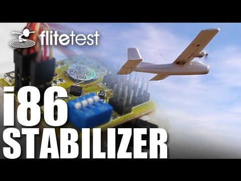 Flite Test - i86 Stabilizer - REVIEW