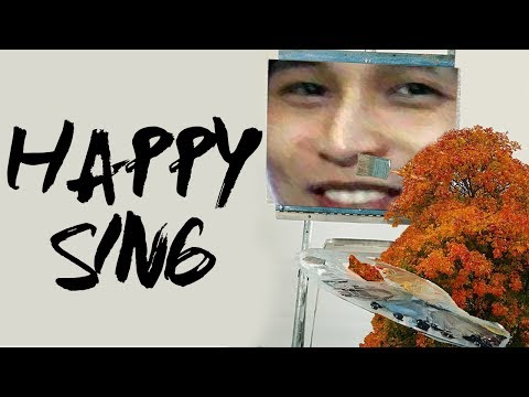 LETS PAINT A HAPPY SING ◄ SingSing Dota 2 Moments
