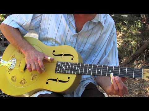Acoustic Blues Guitar Lesson Spice Up That Bluesy Playing - Finger Style - Traditional