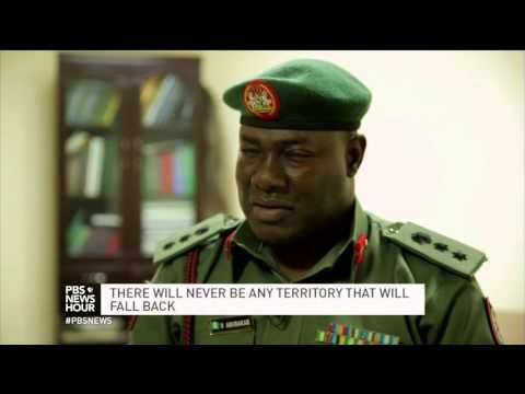 Civilians are caught in the middle of the war against Boko Haram