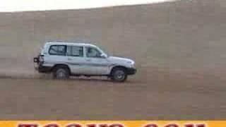 off road toyota Land Cruiser in saudi arabia #2 - t63ys.com