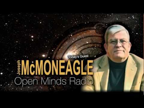 Joseph McMoneagle talks about remote viewing and UFOs | Open Minds Radio