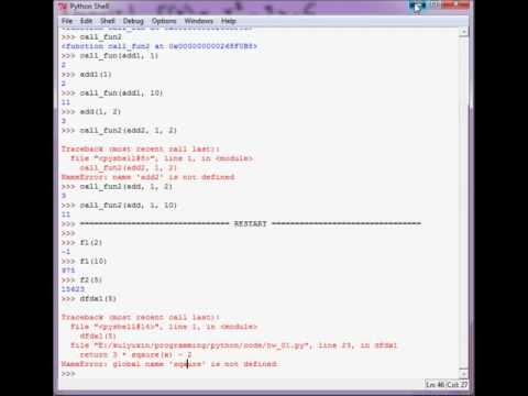 Python: Newton-Raphson Method (Part 03)