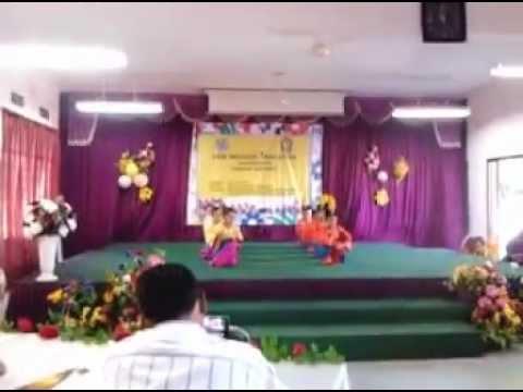 Zapin Prasekolah - S.k. Segamat Baru 2014 video