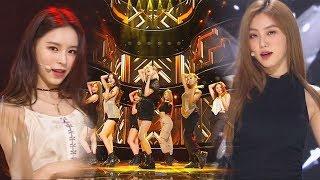 CLC - ME [SBS Inkigayo Ep 1008]