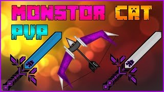 ★ Minecraft PvP Texture Pack MonsterCat PVP ★
