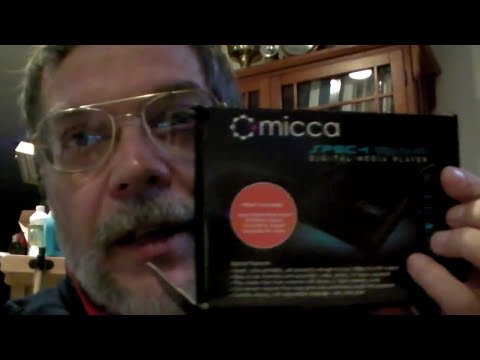 Micca Speck 1080p Full-HD Media Player