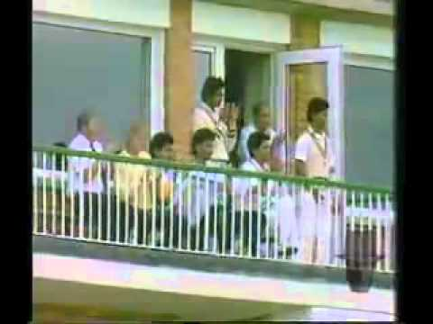 Sachin Tendulkar First Test Match Century (Vs) England - 1990