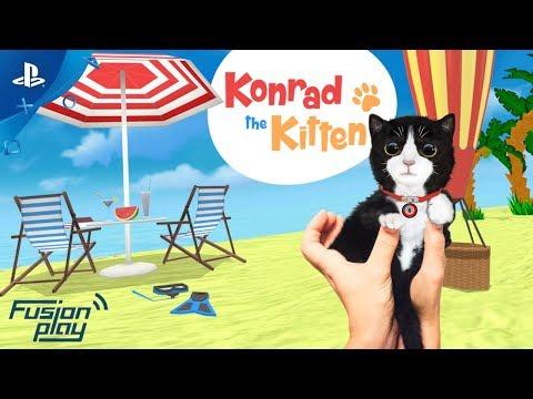 Konrad the Kitten – Launch Trailer | PS VR
