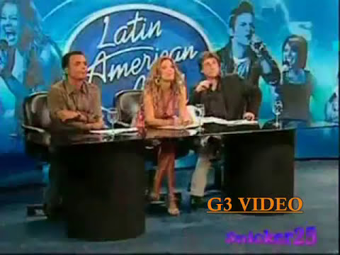 Latin American Idol 4ta Temporada Mexico