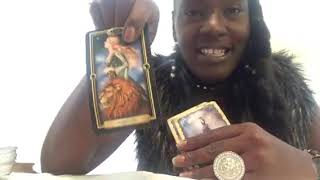 "Part 1 ""Double Trust"" Gemini November 2018 w/ Lady Dee Tarot"