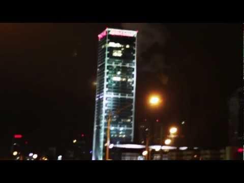 image vidéo صواريخ سرايا القدس تضرب تل ابيب