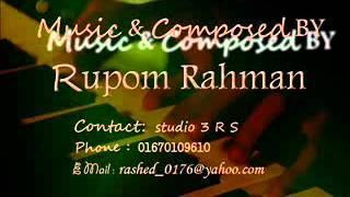 Mon Pora Composed BY Rupom rahman