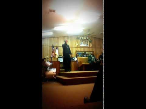 Amen - Sang by Brandal Warren of Farmerville La.