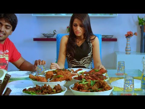 Reshma Rathore Gets Shocked After Seeing Food Scene | Telugu Comedy Movies | TFC Comedy Time