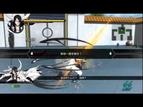Bleach Soul ignition Nnoitra Gilga Gameplay.