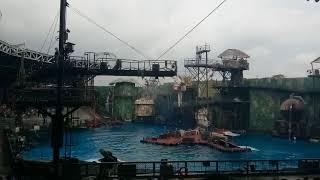 Water World Universal Singapore การแสดงวอเตอร์เวิล์ด (โลกใต้น้ำ) สิงคโปร์