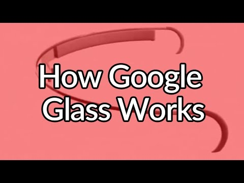 How Google Glass Works - Google Glass Channel