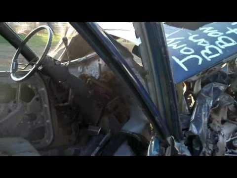 THIS WAS THE FINAL HIT AT THE NORTH IDAHO FAIR DEMOLITION DERBY 2009. This is why you should have a dash bar!! http://www.bbddn.com www.nwdemoderby.com HIGH ...