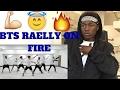 BTS - FIRE Dance Practice [REACTION]