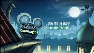 Disney Cinemagic UK - LADY AND THE TRAMP - Promo
