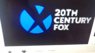 20th century Fox Logo Fogo