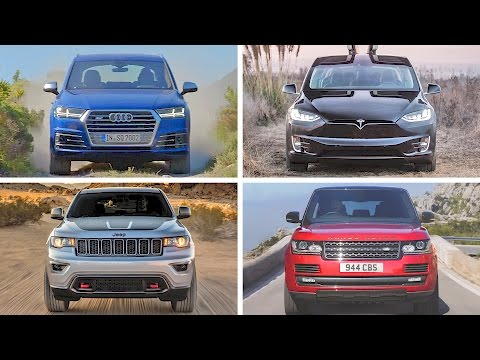 TOP 20 Best SUV 2017