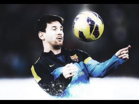 Lionel Messi || GENIUS || 2013 || ᴴᴰ