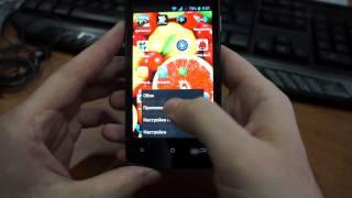 Обзор смартфона DNS S4005 часть 2