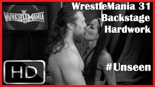 Best WrestleMania 31 Backstage Moments | WWE WrestleMania 2015 Backstage