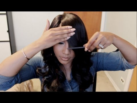 Aliexpress Hair - Ms.Lula's Virgin Hair. Will It Curl?
