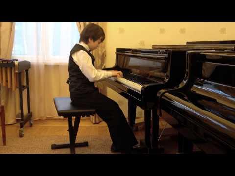 "Samuel Maykapar ""Variations on a Russian Theme"" / Майкапар ""Вариации на русскую тему"""