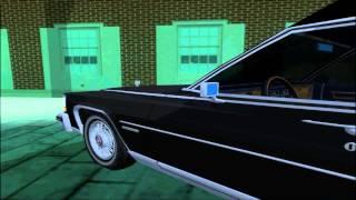 [GTA SA Mod Showcase] Halloween Special - 1985 Cadillac Fleetwood Hearse