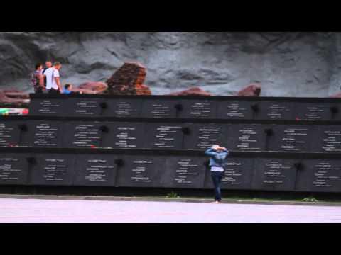 Путешествие по Европе, часть 2. Брестская крепость