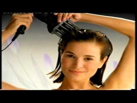 Tess Daly in a Braun advert