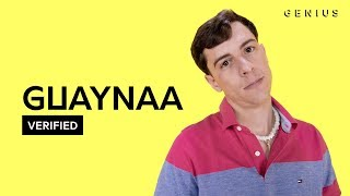 "Guaynaa ""Rebota"" Official Lyrics & Meaning 