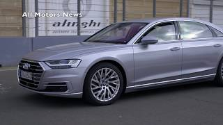 2019 AUDI A8 Tech Features